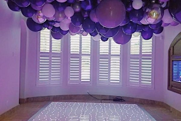 Led White Dance Floor