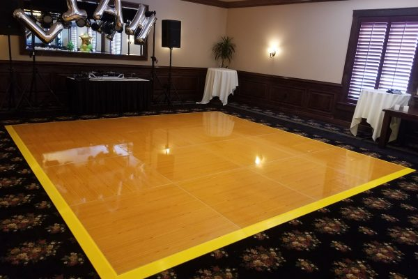 Wood Dance Floor